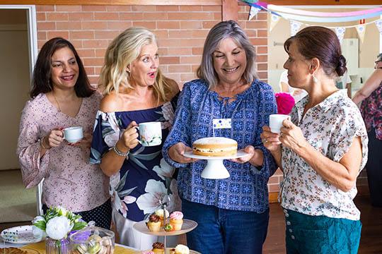 Top Tips | Australia's Biggest Morning Tea